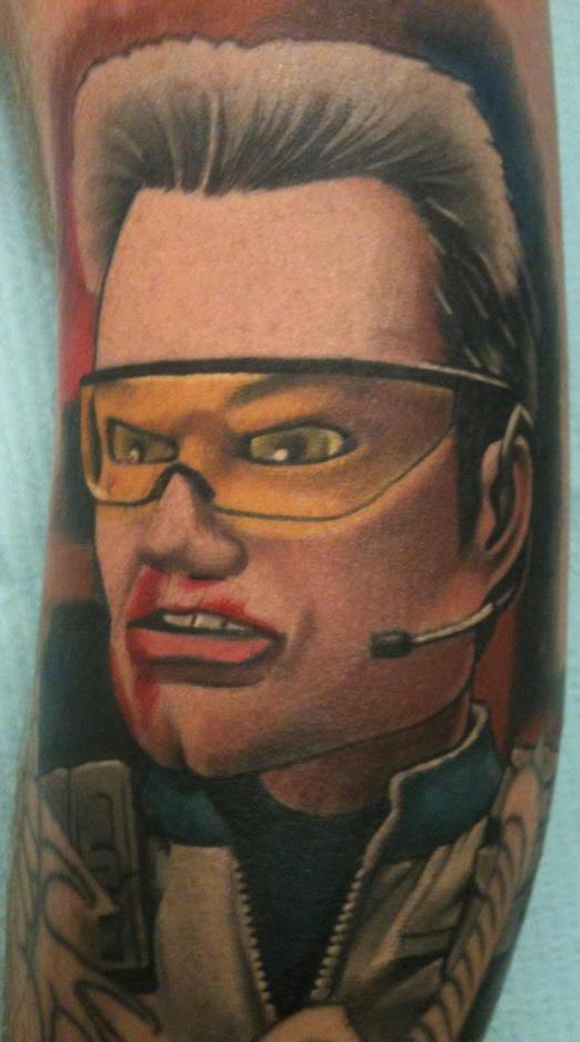 Aces High Tattoo Shop   Villain Arts