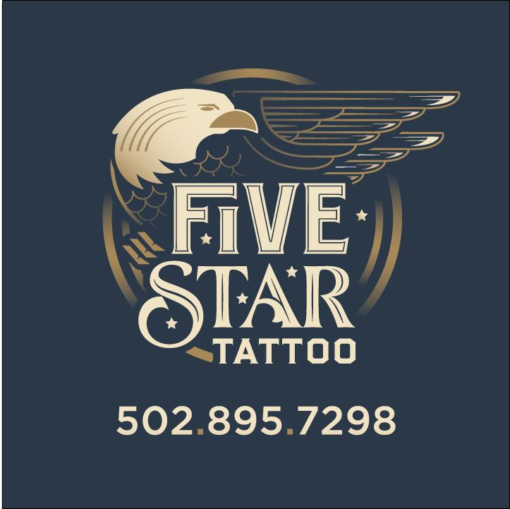 Five star tattoo villain arts for Birdman 5 star tattoo