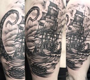 Trivium Tattoo