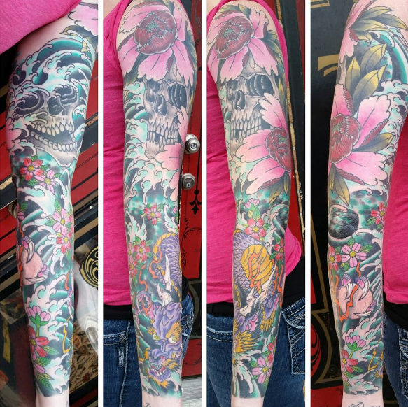 2018 cleveland tattoo convention for Tattoo convention pa