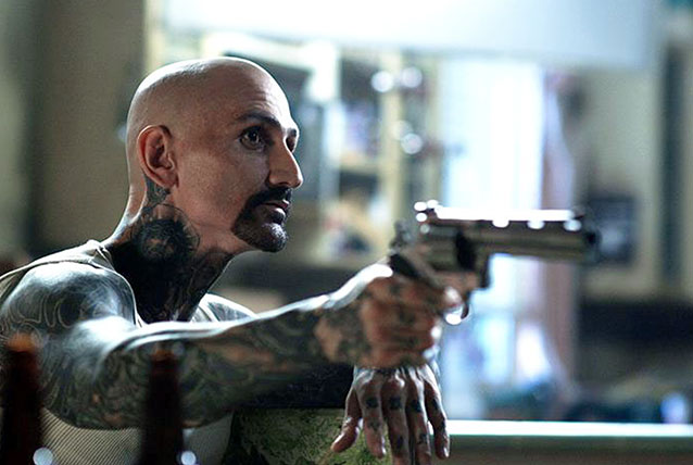 Robert LaSardo from Nip/Tuck, & CSI: Miami